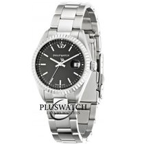 Philip Watch Caribe Steel 46,5mm Black