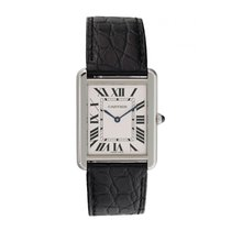 Cartier Tank Solo 3169 pre-owned