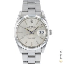 Rolex Oyster Perpetual Date Staal 34mm Zilver Nederland, Maastricht