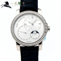 Harry Winston new Automatic Display Back 42mm White gold Sapphire Glass