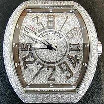 Franck Muller Steel 44mm Silver Arabic numerals United States of America, Florida, Miami