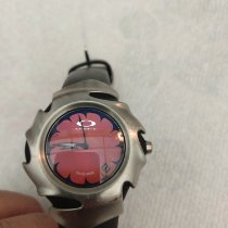 Swatch pre-owned Quartz Red Glass 10 ATM