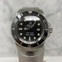 Rolex Sea-Dweller Deepsea Stahl 44mm Schwarz Keine Ziffern Deutschland, Hamburg