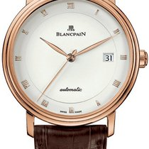 Blancpain Villeret Ultra Slim Automatic 38mm 6223-3642-55b