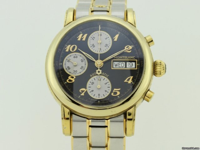 88fd7497b82 Montblanc Star 4810 Watches for Sale - Find Great Prices on Chrono24