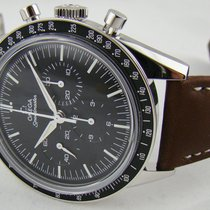 Omega 311.32.40.30.01.001 Steel 2019 Speedmaster Professional Moonwatch 40mm new