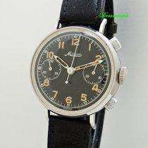 미네르바 (Minerva) Military Vintage Chronograph