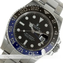Rolex GMT-Master II Stahl 116710 BLNR