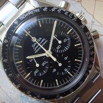 Omega 145.022 Stahl 1974 Speedmaster Professional Moonwatch 42mm gebraucht