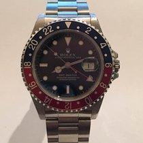 """Rolex GMT-Master - Pepsi - """"Full Set"""" - 1994"""