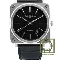 Bell & Ross BR S BRS92-BLC-ST/SCR 2019 new