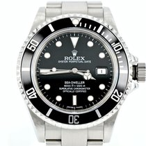 Rolex Sea-Dweller 16600 V-Serial 2009 Full Set LIKE NEW
