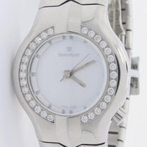 TAG Heuer Alter Ego Wp1317  Quartz Mop Dial & Diamonds  29mm
