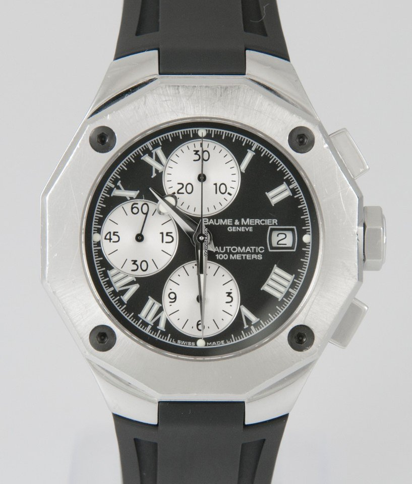 24aca93b8e73 Relojes Baume   Mercier de segunda mano - Compare el precio de los relojes  Baume   Mercier