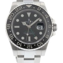 Rolex GMT-Master II 116710 Watch with Stainless Steel Bracelet...