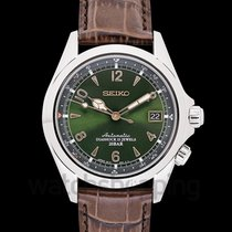 Seiko Mechanical Alpinist SARB017 - SARB017