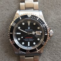 Rolex Submariner Single Red Meters First (MK2)