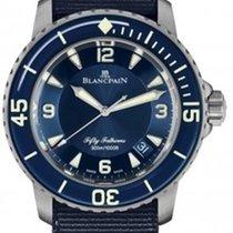 Blancpain Fifty Fathoms 5015-12b40-naoa nuevo