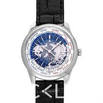 積家 Geophysic Universal Time Stainless Steel/Leather - Q8108420