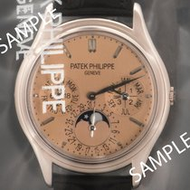 Patek Philippe Perpetual Calendar Salmon Dial Sealed 3940G-029