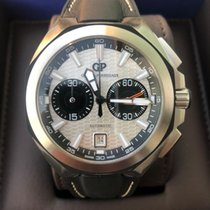 Girard Perregaux Chrono Hawk Steel 44mm United States of America, California, Newport Beach