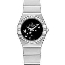 Omega Constellation Quartz 123.15.24.60.01.001 2019 новые