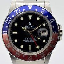 Rolex GMT-Master 16750 Bra Stål 40mm Automatisk