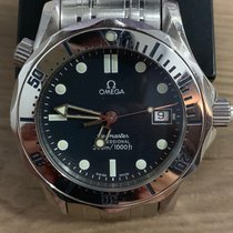 Omega Seamaster Diver 300 M pre-owned 36mm Steel