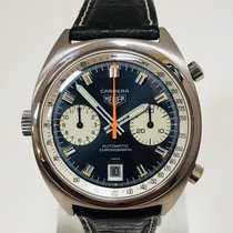 Heuer Chronograph 38mm Automatic pre-owned Blue