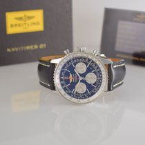 Breitling Chronograph 43mm Automatic pre-owned Navitimer 01