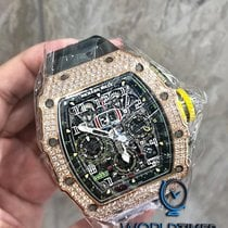 Richard Mille RM 11-03 Ouro rosa RM 011