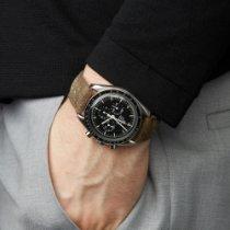 Omega Speedmaster Professional Moonwatch Staal 40mm Zwart Nederland, Amsterdam