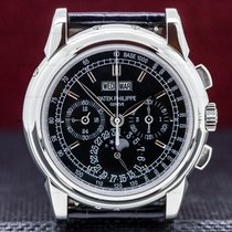 Patek Philippe Perpetual Calendar Chronograph pre-owned 40mm Platinum