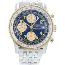 Breitling Old Navitimer Steel 41.5mm Blue United States of America, Georgia, Atlanta