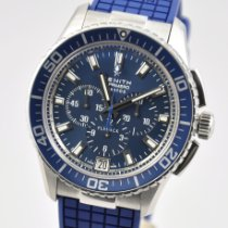 Zenith El Primero Stratos Flyback Steel 45.5mm Blue United States of America, Ohio, Mason