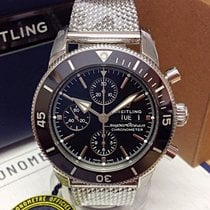 Breitling new Automatic 44mm Steel Sapphire Glass