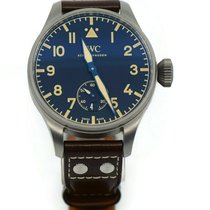 IWC Big Pilot Titanium 48mm Black Arabic numerals United States of America, New York, New York
