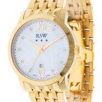 RSW Women's watch 34mm Quartz new Watch with original box 2019