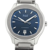 Piaget Polo S Steel Blue United States of America, New York, New York