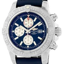 Breitling Super Avenger II new Automatic Watch with original box A1337111-C871-160S-A20D.2