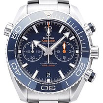 Omega Seamaster Planet Ocean Chronograph new 2019 Automatic Chronograph Watch with original box and original papers 215.30.46.51.03.001