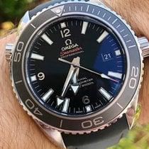 Omega Seamaster Planet Ocean Steel 45.5mm Black Arabic numerals United States of America, Texas, Plano