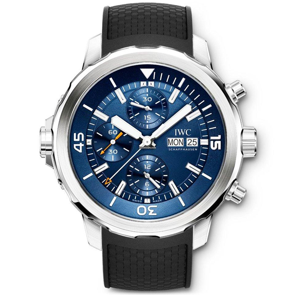 IWC Aquatimer Chronograph IW376805 2021 new