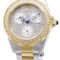 Invicta Women's watch 38mm Quartz new Watch with original box and original papers