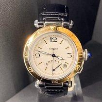 Cartier Pasha Or/Acier Blanc Arabes France, Paris