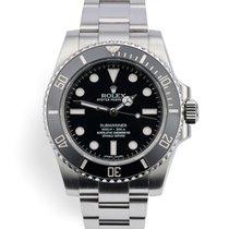Rolex Submariner (No Date) 114060 2014