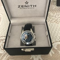 Zenith El Primero Chronomaster Steel 42mm Blue No numerals Singapore, Singapore