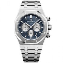 Audemars Piguet new Automatic 41mm Steel Sapphire crystal