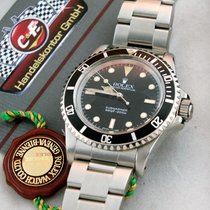 "Rolex 5513 Submariner No Date ""Spider Dial""B & P,..."