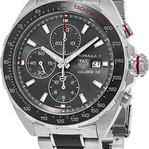 TAG Heuer Formula 1 Calibre 16 Steel Black United States of America, New York, Brooklyn